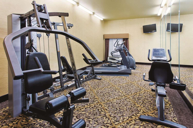 Fitness/ Exercise Room - La Quinta Inn Schertz