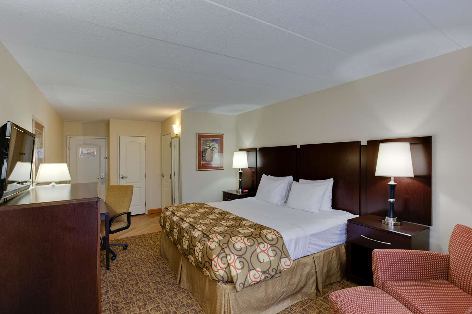 Room - La Quinta Inn Airport San Jose