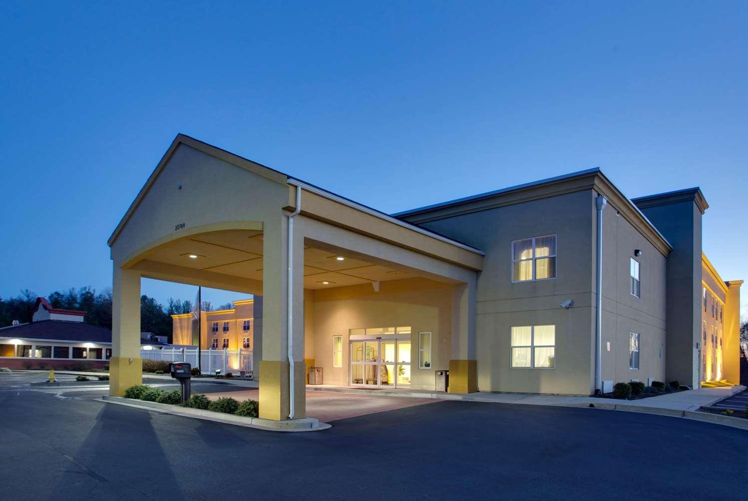 Exterior view - La Quinta Inn Airport San Jose
