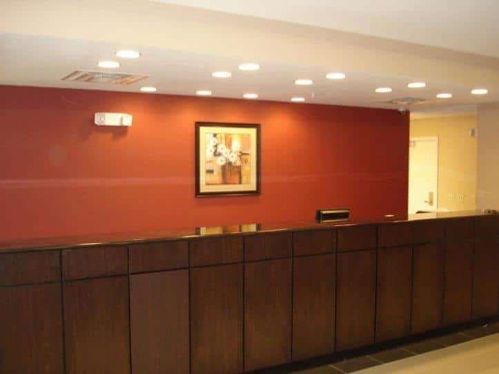 Lobby - La Quinta Inn & Suites West Macon