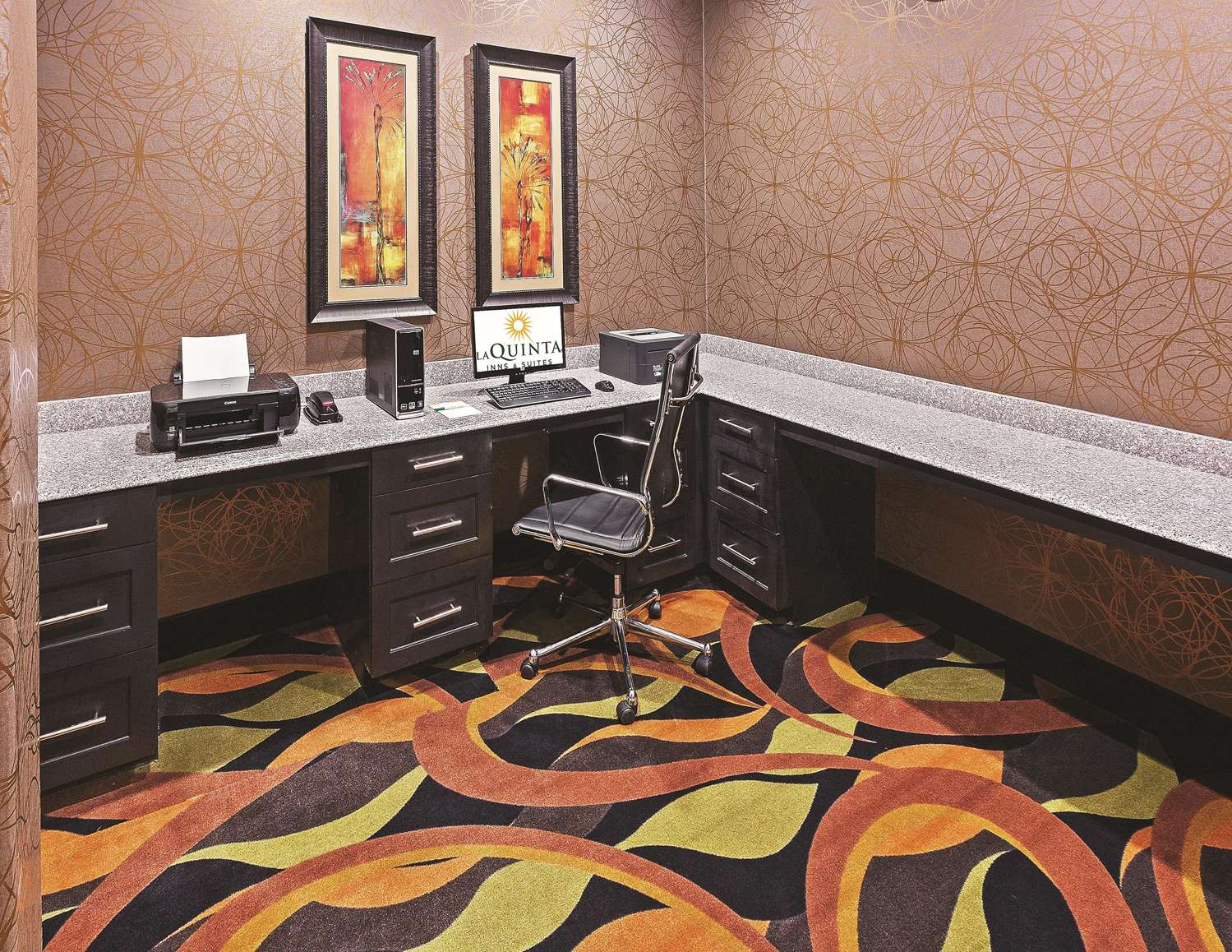 Conference Area - La Quinta Inn & Suites McAlester