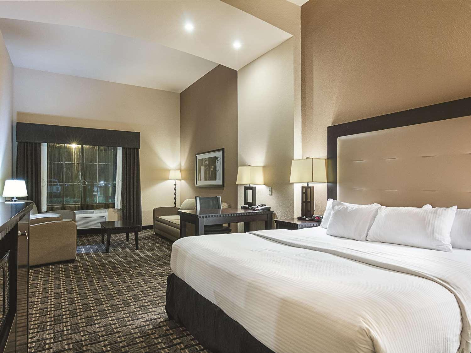 Room - La Quinta Inn & Suites Mt Pleasant