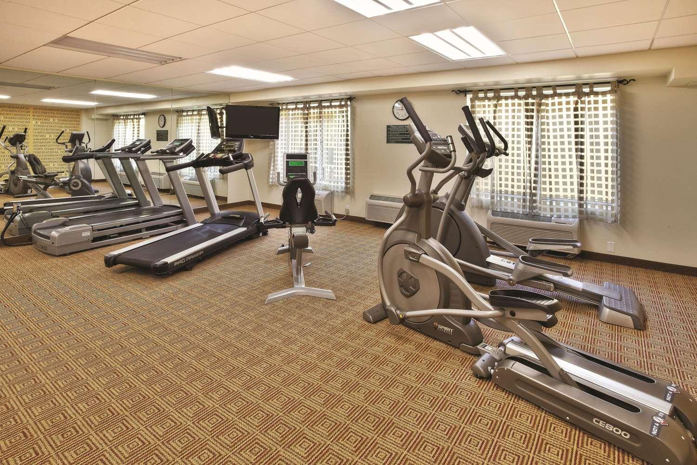 Fitness/ Exercise Room - La Quinta Inn & Suites Danbury