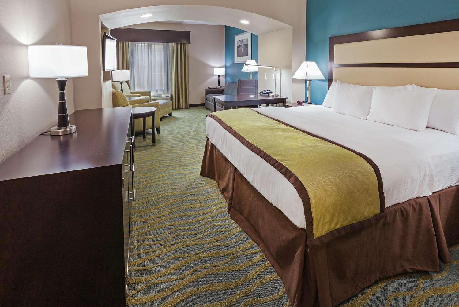 Room - La Quinta Inn & Suites Durant