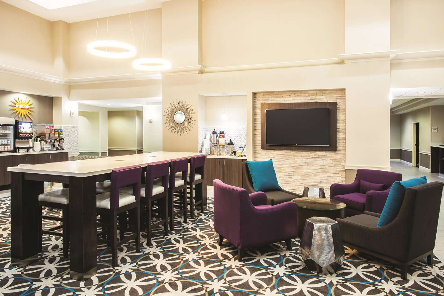 Lobby - La Quinta Inn & Suites Elkton