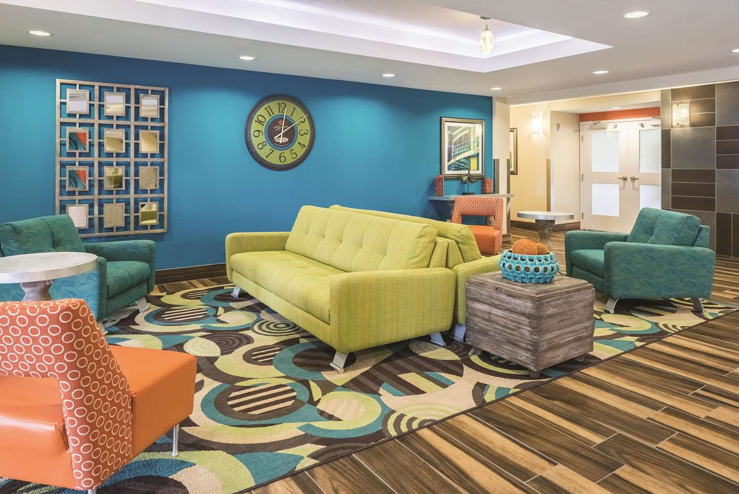 Lobby - La Quinta Inn & Suites Grand Forks