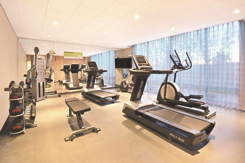 Fitness/ Exercise Room - La Quinta Inn & Suites Billings