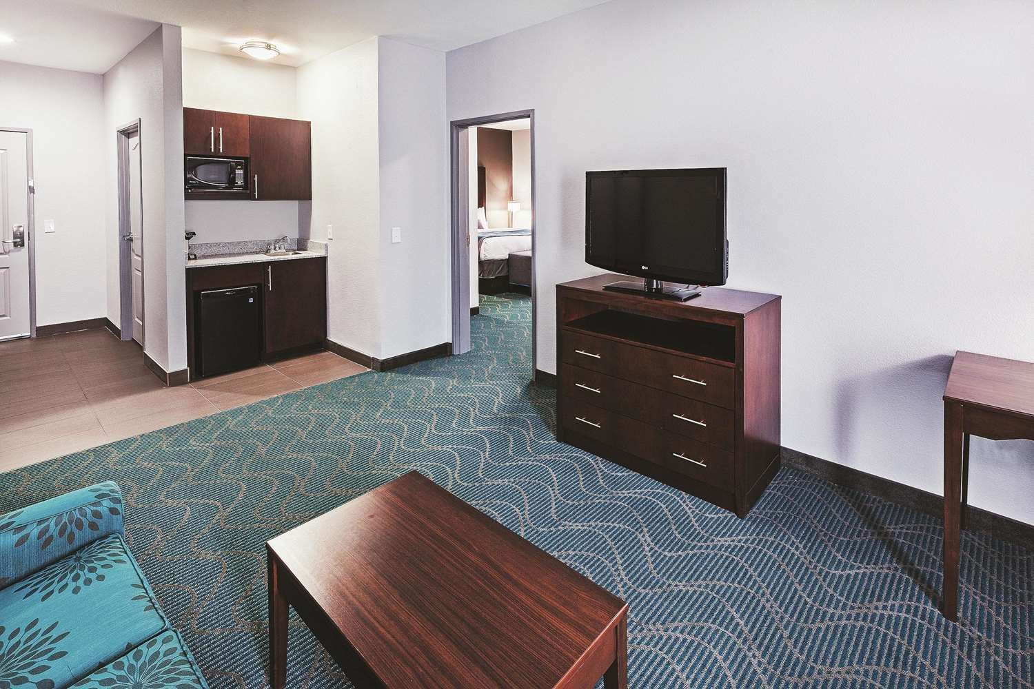 Suite - La Quinta Inn & Suites Eastchase Fort Worth