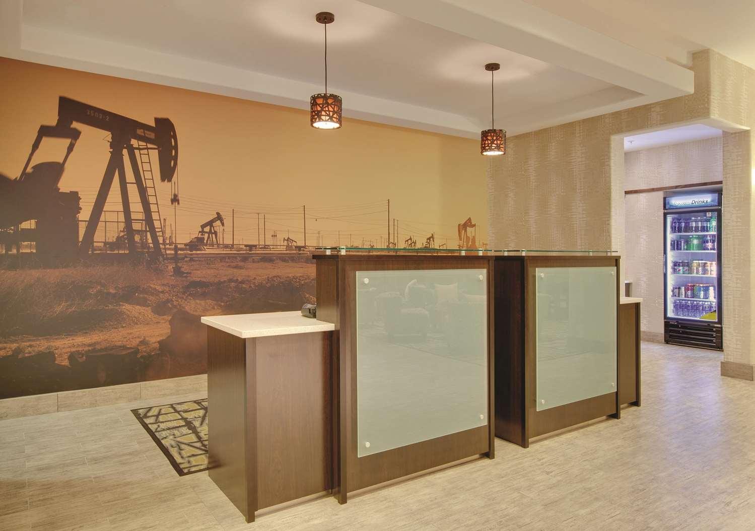 Lobby - La Quinta Inn & Suites Andrews