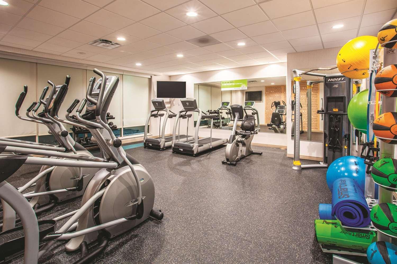 Fitness/ Exercise Room - La Quinta Inn & Suites Duluth