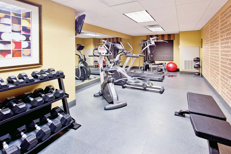Fitness/ Exercise Room - La Quinta Inn & Suites Warner Robins