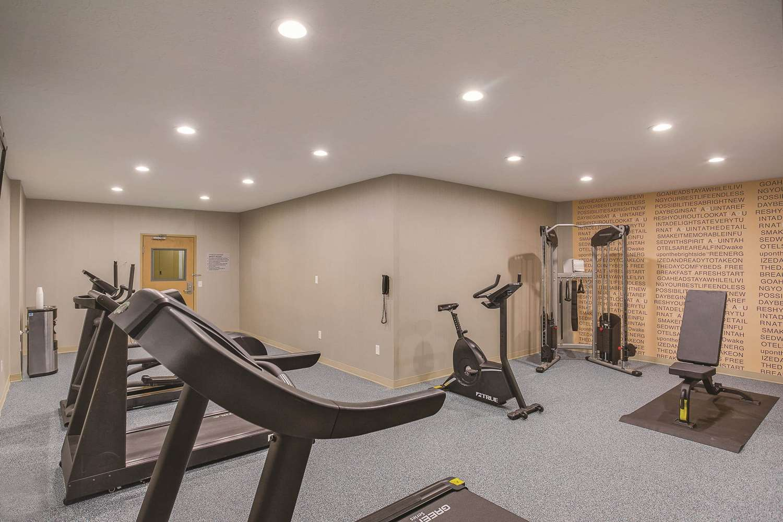Fitness/ Exercise Room - La Quinta Inn & Suites Logan