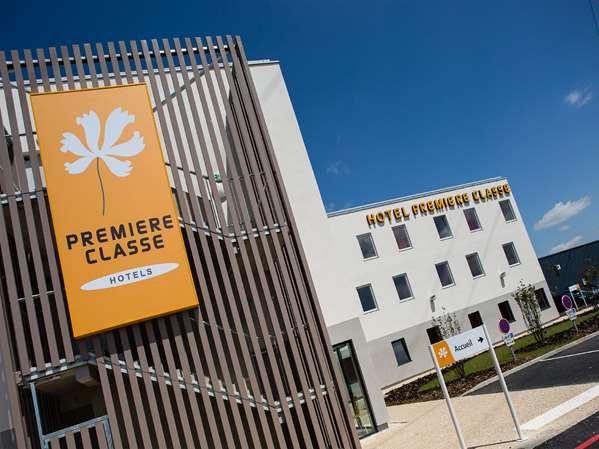PREMIERE CLASSE CHARTRES SUD - Barjouville
