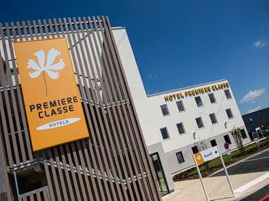 Hôtel PREMIERE CLASSE CHARTRES SUD - Barjouville