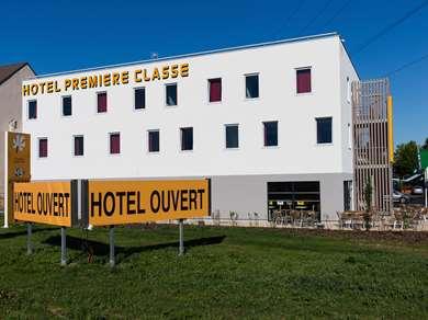 Hôtel Première Classe Chartres Barjouville