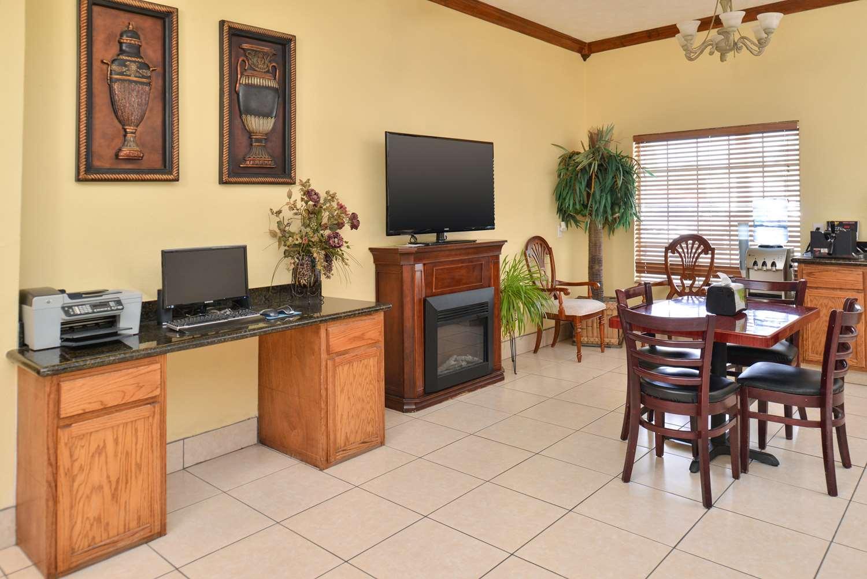 Conference Area - Americas Best Value Inn Winnsboro