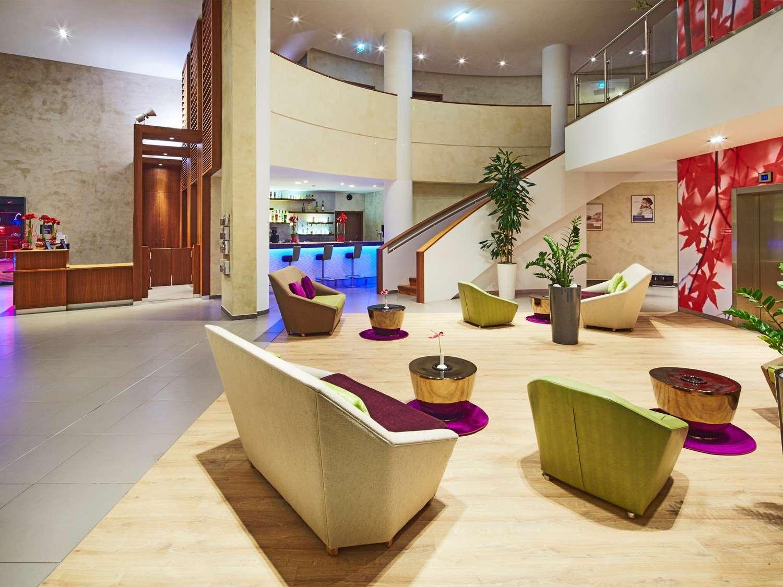 Restaurant - Hotel Golden Tulip Amneville - Hotel And Casino
