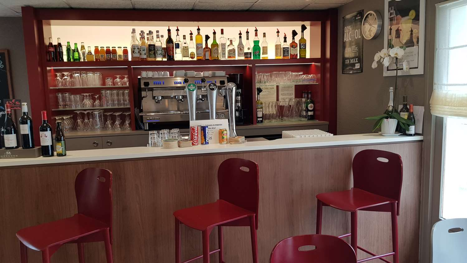 Restaurant - Hôtel Campanile Amiens - Glisy