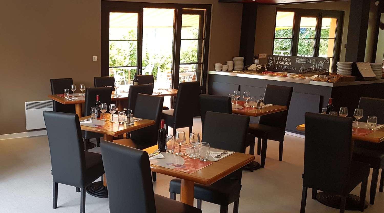 Restaurant - Hôtel Kyriad Direct Laon