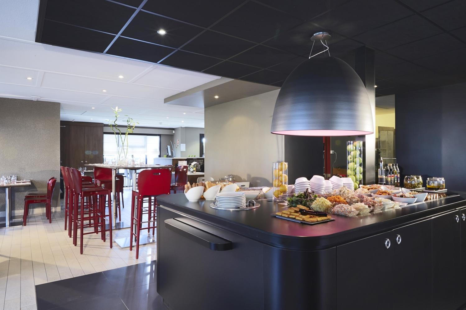 Restaurant - Hotel Kyriad Blois Nord