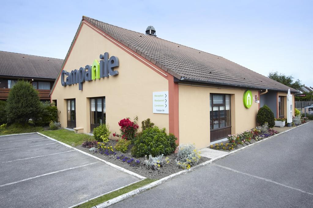 Hotel Campanile Calais Hotel Restaurant Campanile