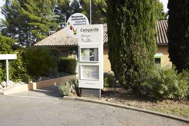 Hotelu CAMPANILE MANOSQUE