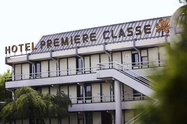 PREMIERE CLASSE BRIVE LA GAILLARDE OUEST