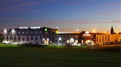 Hotelu CAMPANILE METZ NORD - Talange