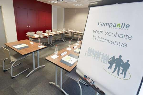 CAMPANILE ANNEMASSE GARE - Genève