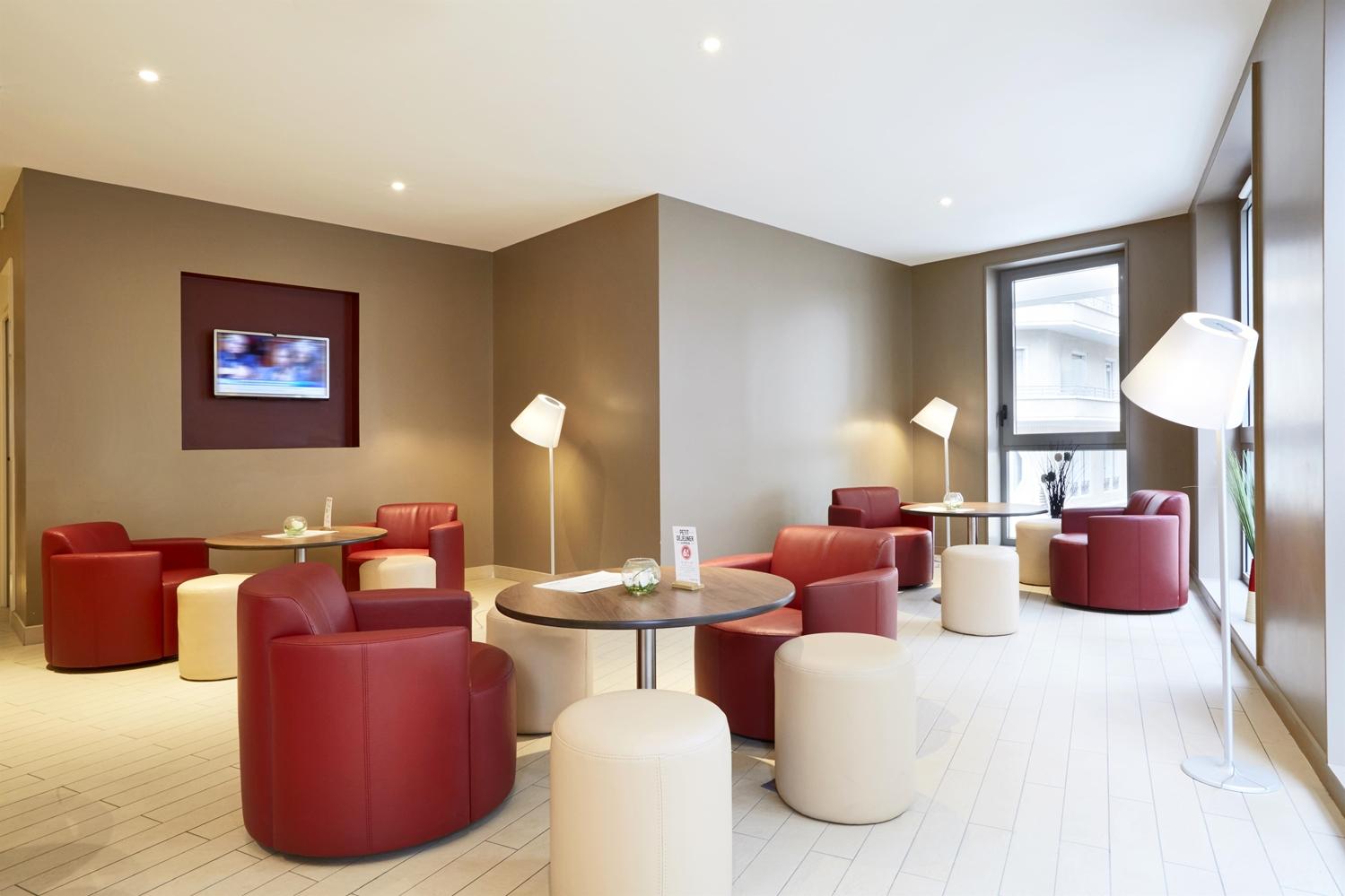 Restaurant - Hotel Campanile Annemasse Gare - Genève