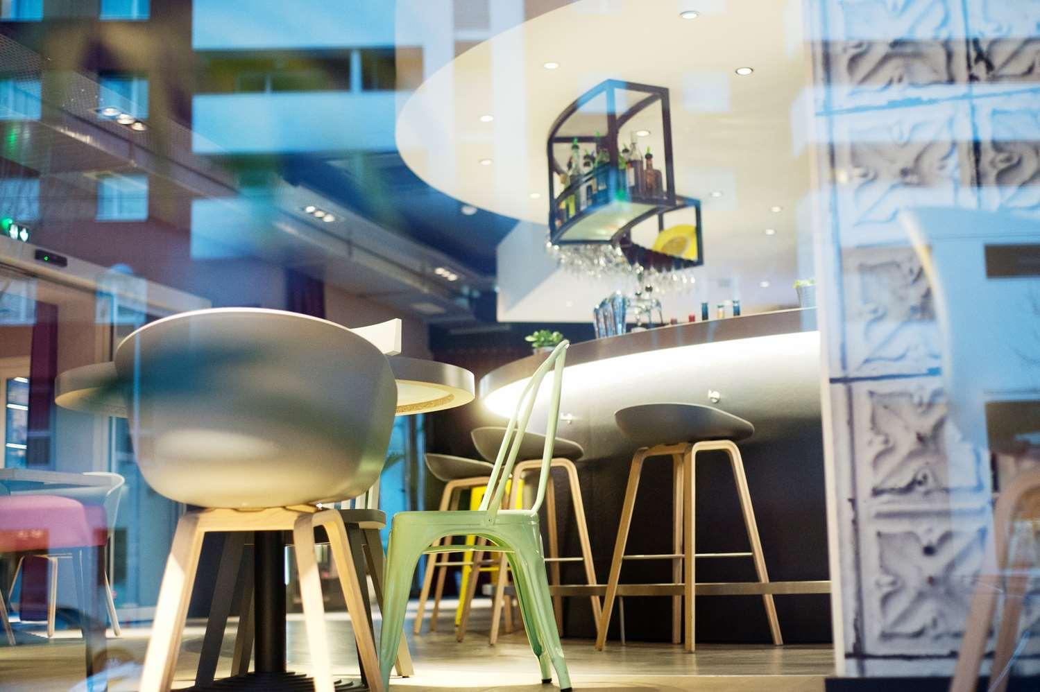 Restaurant - Hôtel Campanile Clermont Ferrand Centre