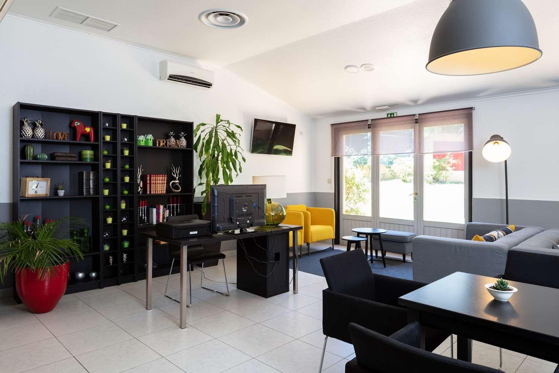 Restaurant - Hotel Campanile Lisbonne Sud - Setubal