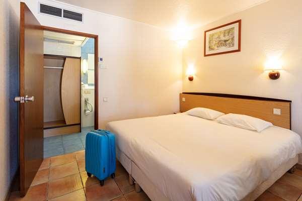 Hotel CAMPANILE LISBONNE SUD - Setúbal - Quarto standard