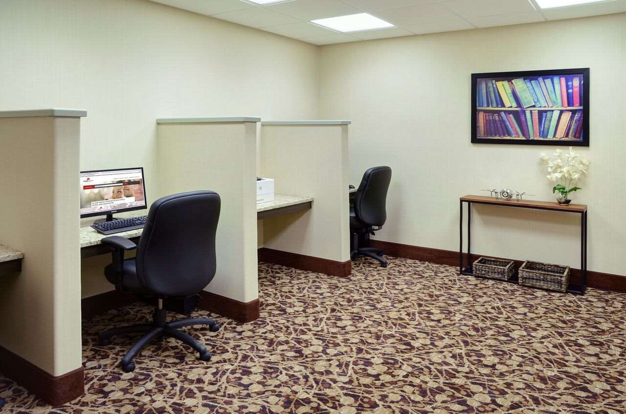 Conference Area - Pomeroy Inn & Suites Vermilion