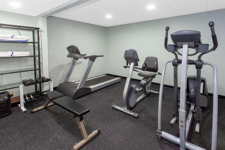 Fitness/ Exercise Room - Baymont Inn & Suites Grand Haven