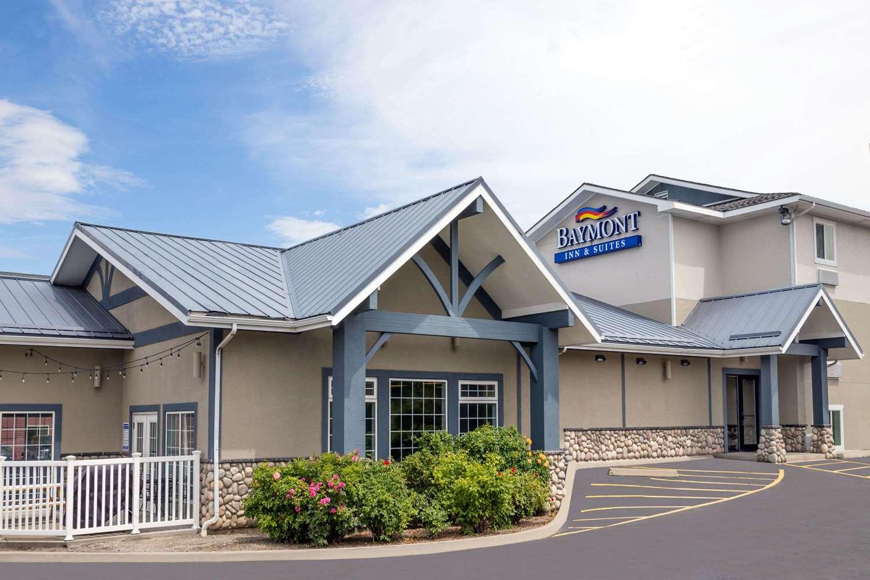Exterior view - Baymont Inn & Suites Spokane Valley