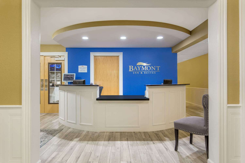 Lobby - Baymont Inn & Suites Spokane Valley