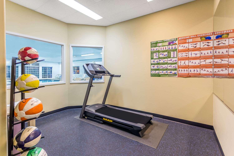 Fitness/ Exercise Room - Baymont Inn & Suites Spokane Valley