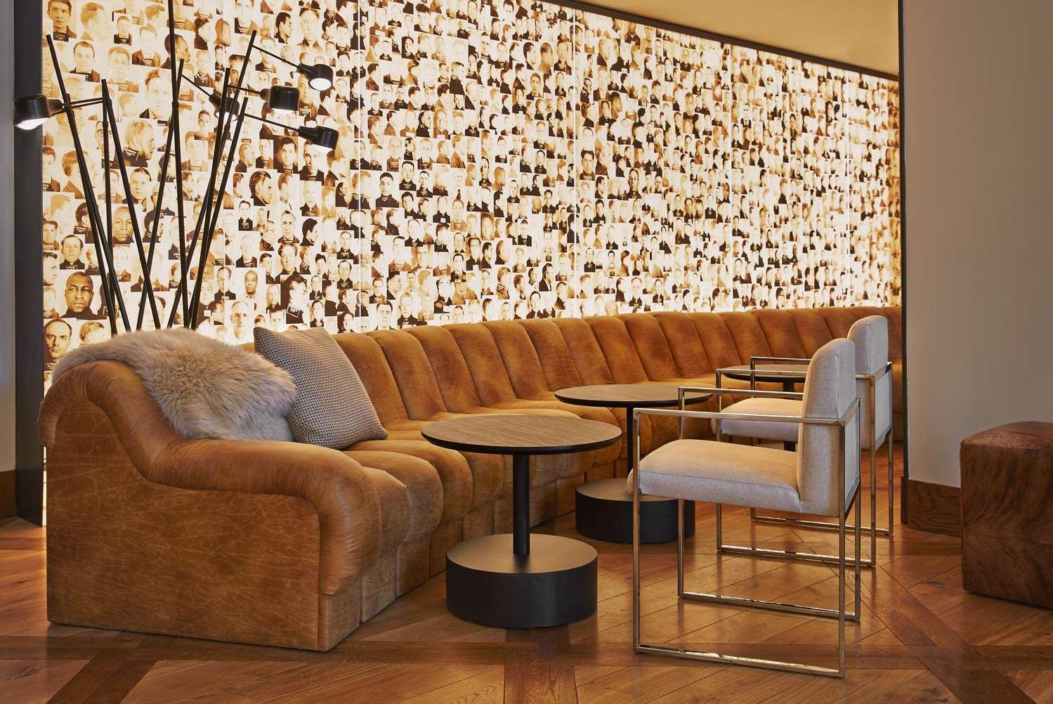 Lobby - Hotel Zetta San Francisco