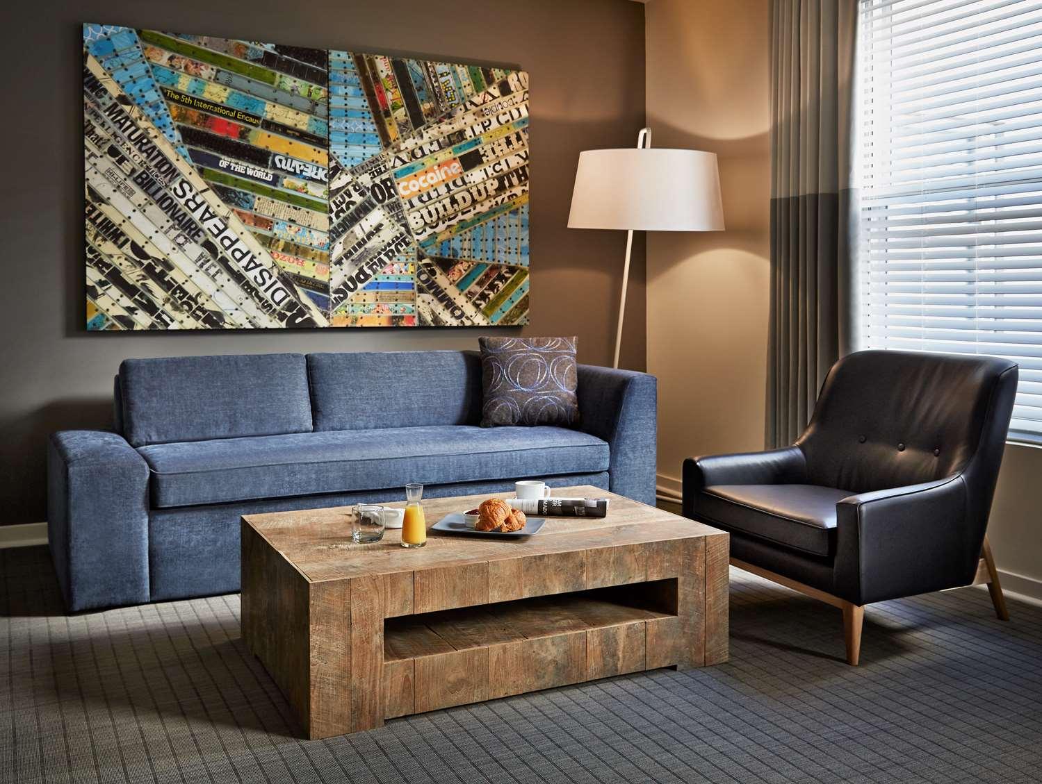 Suite - Hotel Zetta San Francisco