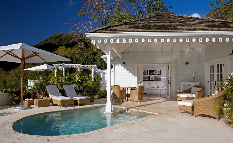 Grand Luxury Villa Pool Patio
