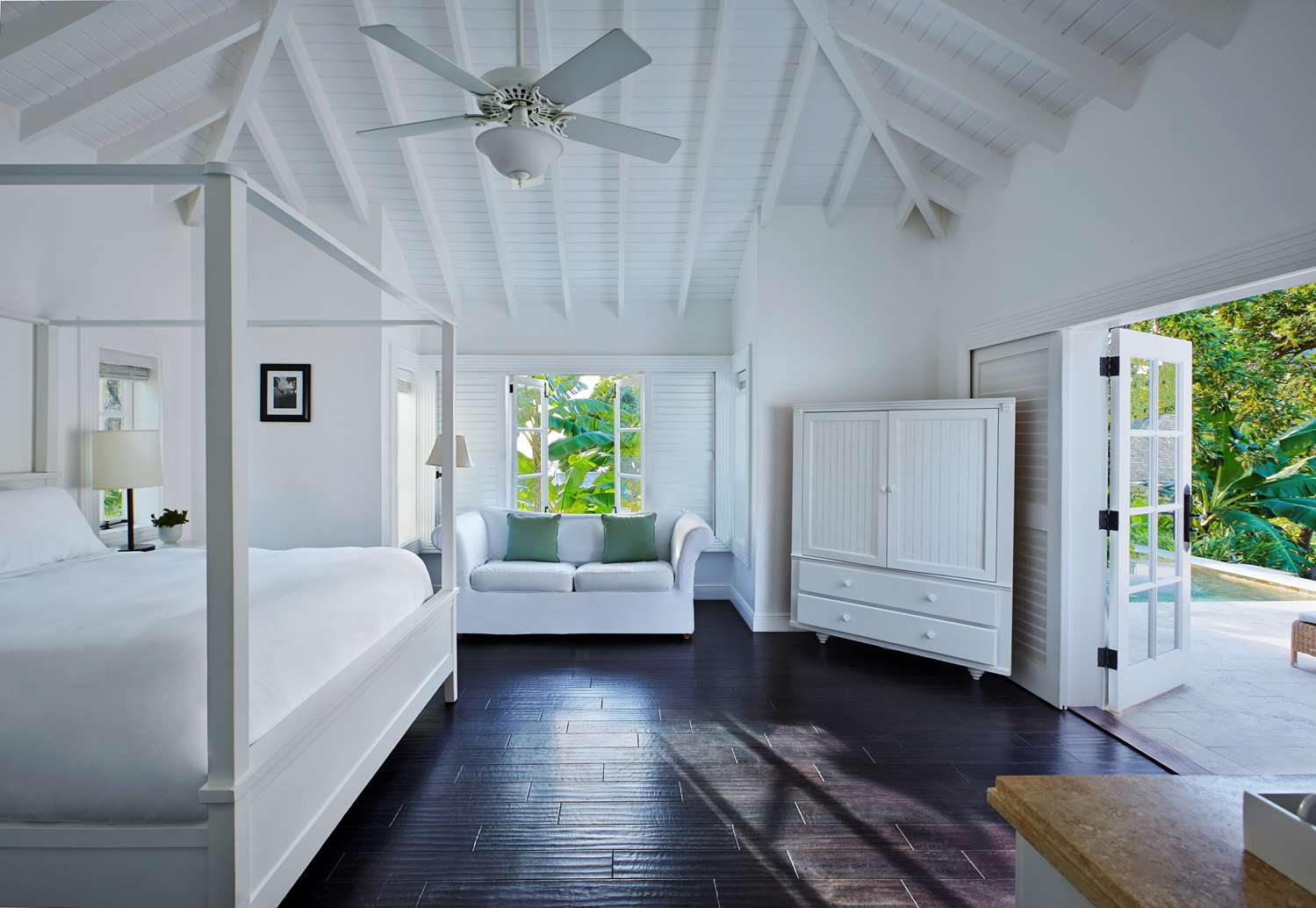 Luxury Cottage Bedroom