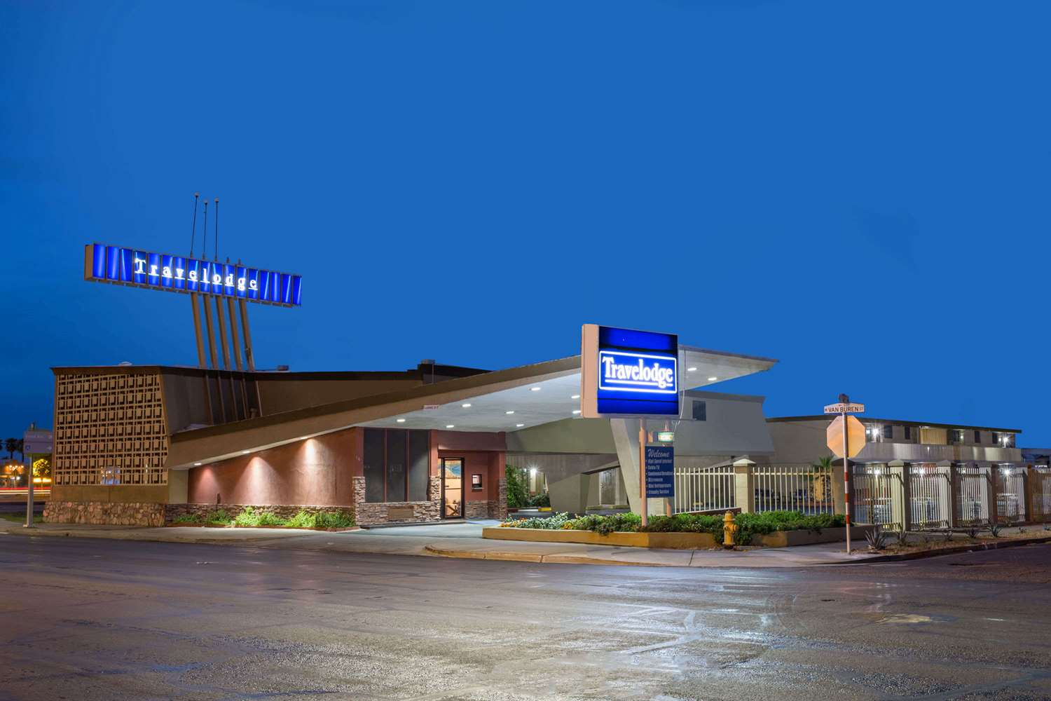 Exterior view - Travelodge Downtown Phoenix