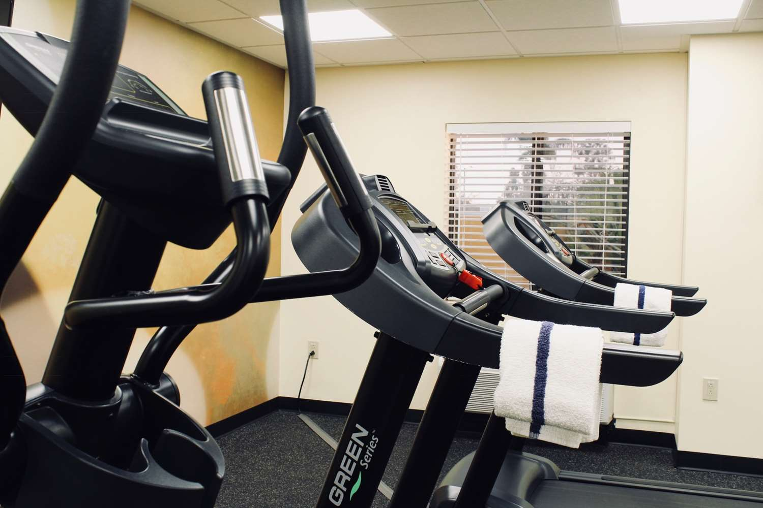 Fitness/ Exercise Room - Best Western Plus Arrowhead Hotel Colton