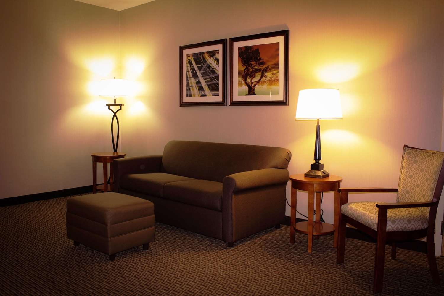 Room - Best Western Plus Arrowhead Hotel Colton