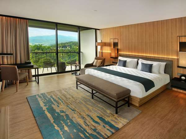 Hotel ROYAL TULIP GOLF RESORT GUNUNG GEULIS - Executive Studio