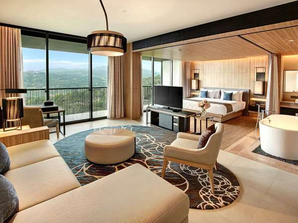 Hotel ROYAL TULIP GOLF RESORT GUNUNG GEULIS - Junior Suite