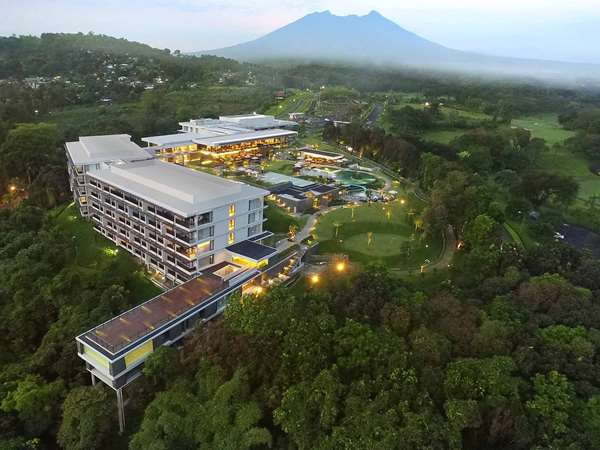 0 star hotel ROYAL TULIP GUNUNG GEULIS