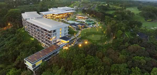 Hotel ROYAL TULIP GOLF RESORT GUNUNG GEULIS