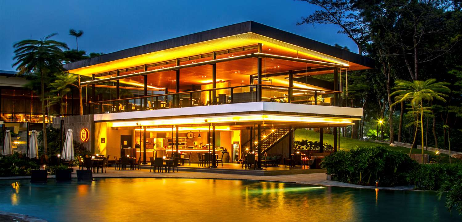 Restaurant - Hotel Royal Tulip Golf Resort Gunung Geulis